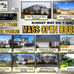MASS OPEN HOUSE May 6th from 1-3 pm