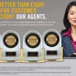 Century 21 Real Estate Sweeps Customer Satisfaction Rankings